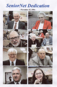 SeniorNet Dedication in 1996