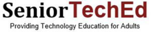 SeniorTechEd logo