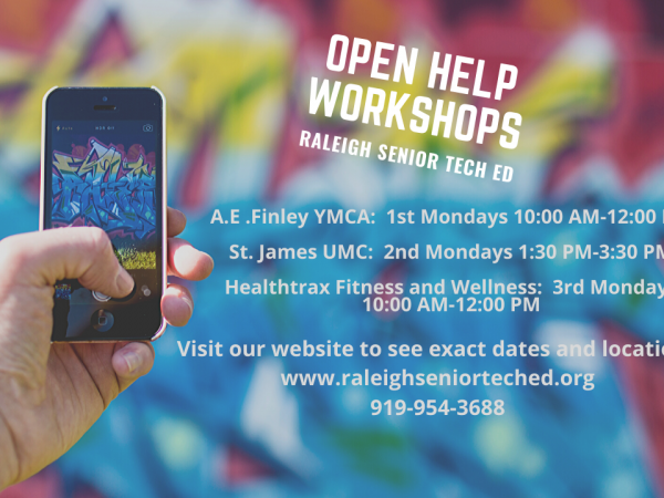 Open Help Workshops