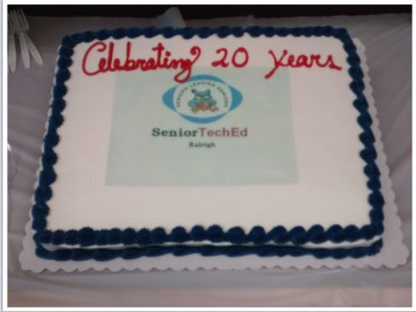 Senior TechEd celebrates 20 years